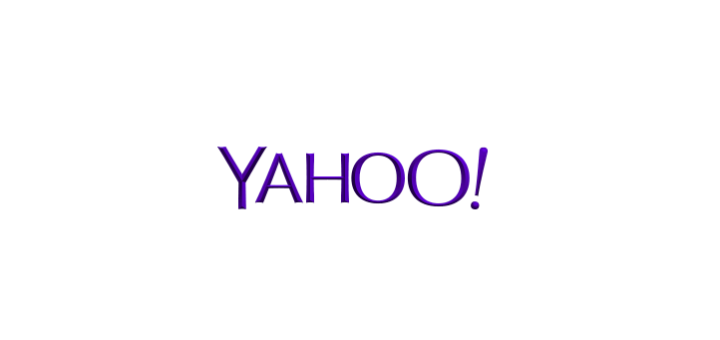 Yahoo Old Logo Vector PNG - 40101