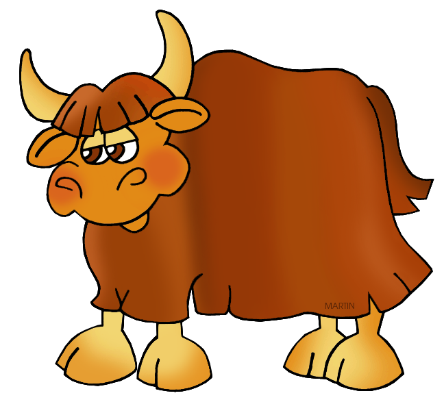 Yak - Yak Animal PNG