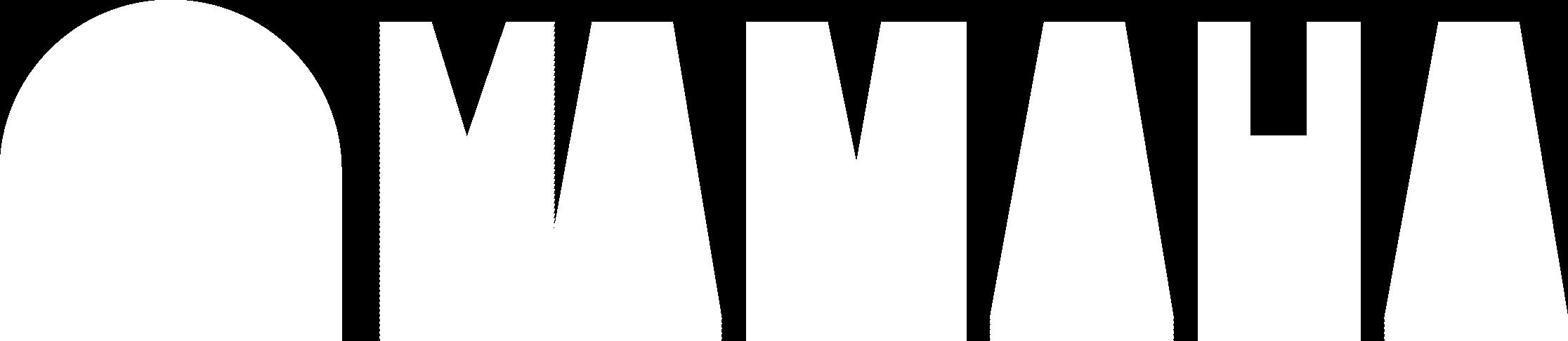 Yamaha Logo - Black u0026 White - Yamaha PNG