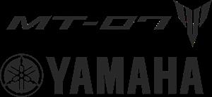 Yamaha MT-07 Logo Vector - Yamaha Vector Logo PNG