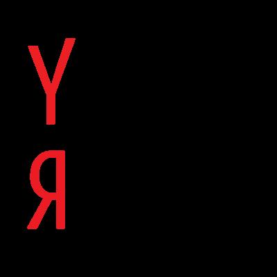 Yandex.ru logo vector . - Yandex Logo PNG