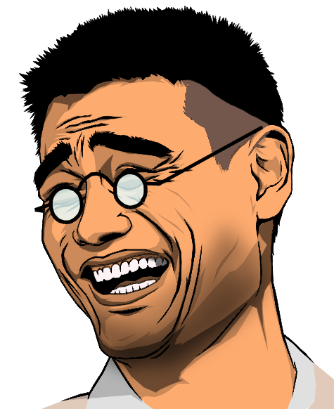 Yao Ming Face PNG - 13089