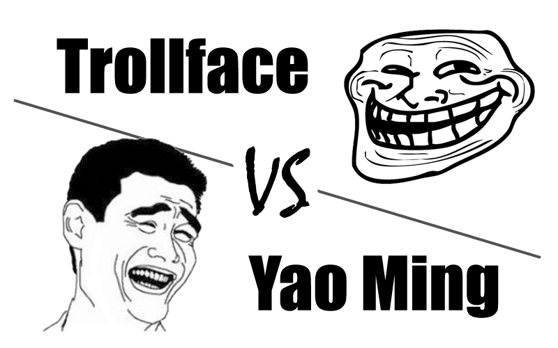 Yao Ming Face PNG - 13084