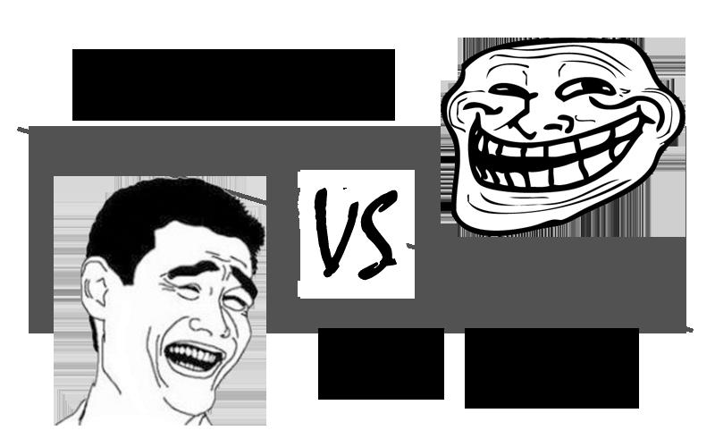 Trollface Vs Yao Ming Png image #43127 - Yao Ming Face PNG