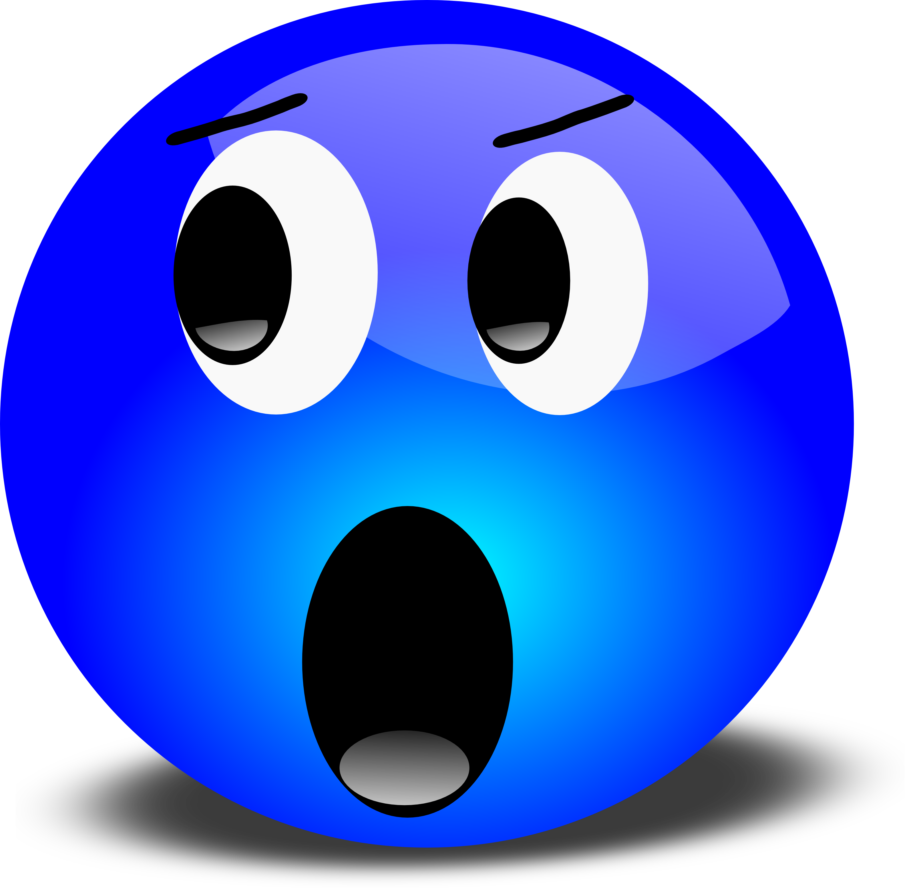 Clipart Info - Yelling PNG Free