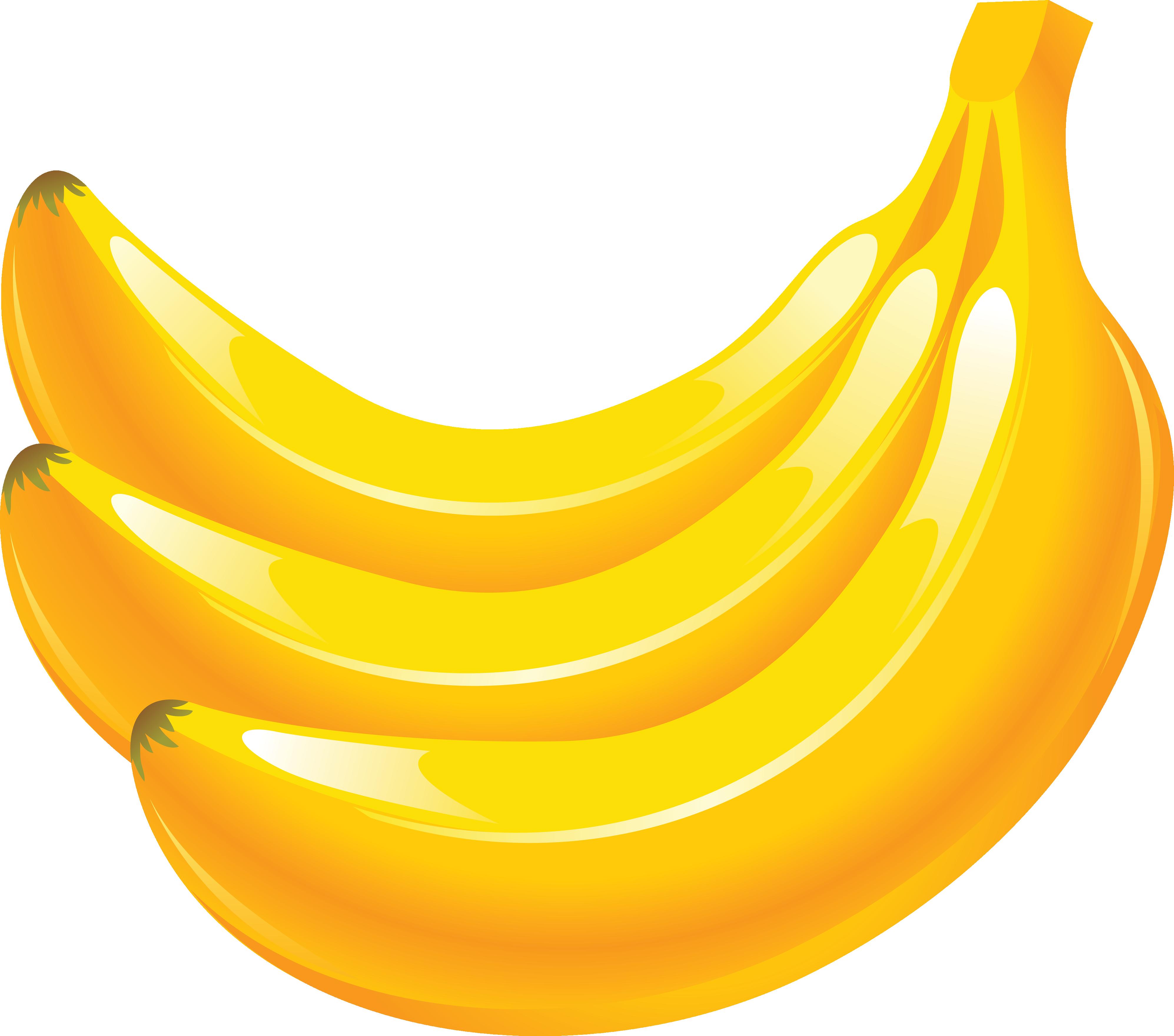 yellow bananas PNG image - Banana PNG