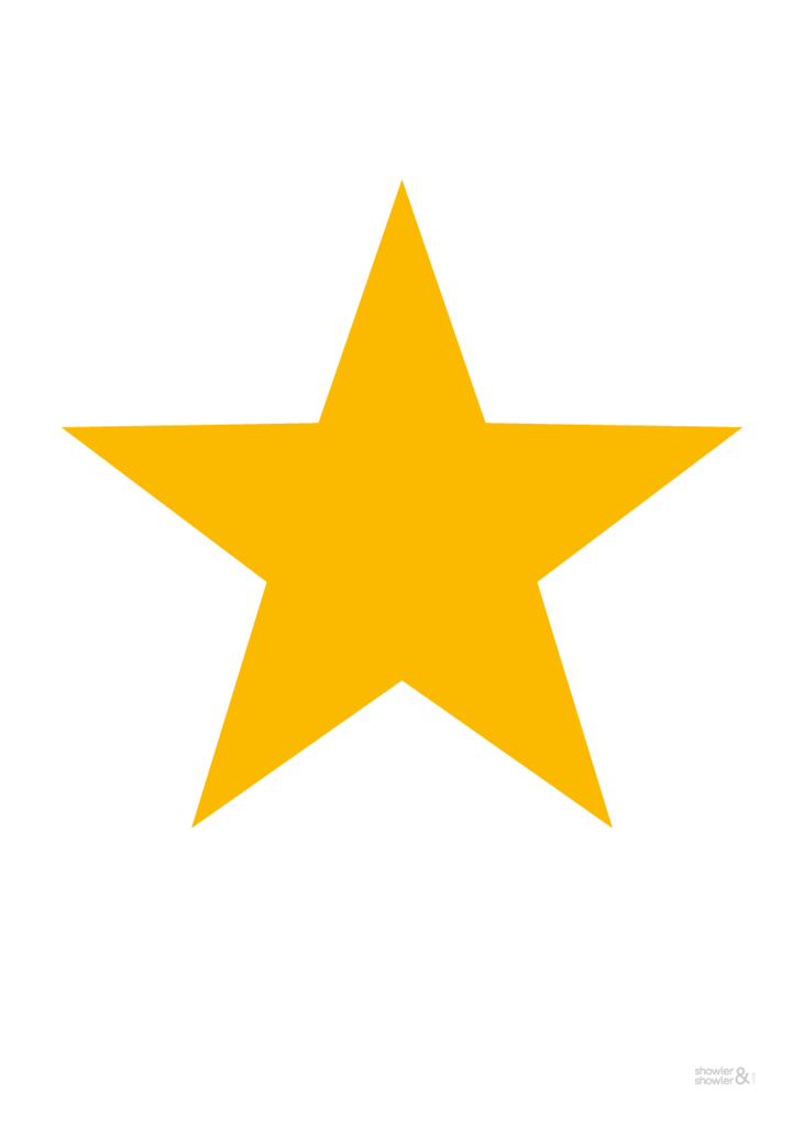 Yellow Star Rating Png - Yellow Stars PNG HD