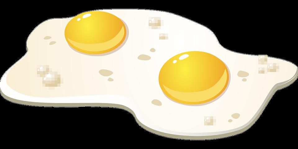 Los Huevos, Desayuno, Yema De Huevo, Yemas, Proteína - Yema PNG