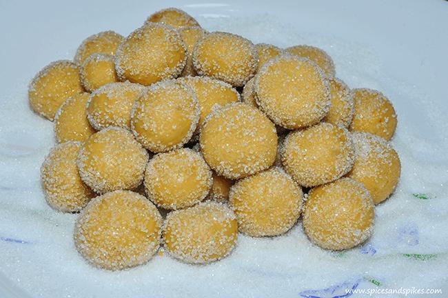 Yema (Filipino Custard Candy) by SpicesandSpikes pluspng.com - Yema PNG