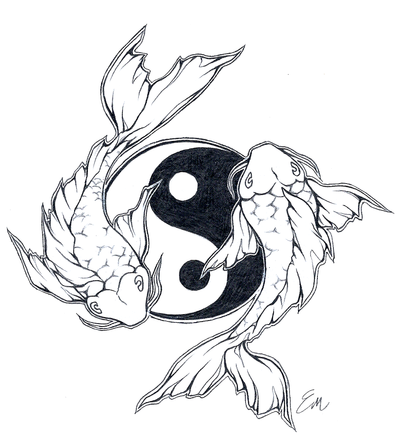 Fish Tattoos PNG - 916