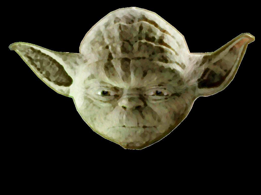 Yoda Head PNG - 40484