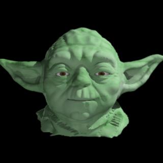 Yoda Head PNG - 40483