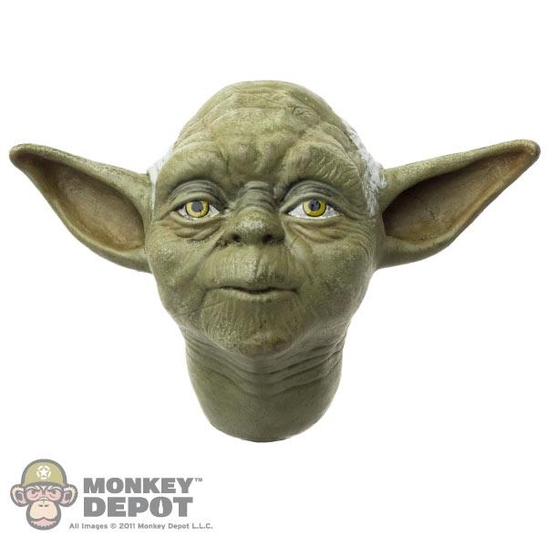 Yoda Head PNG - 40475