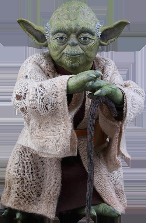 Yoda Head PNG - 40480