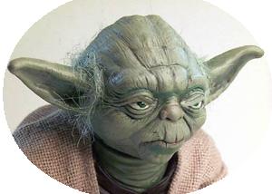 Yoda Head PNG - 40478