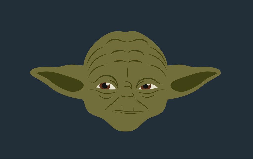 Yoda Head PNG - 40487