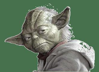 Yoda Head PNG - 40479