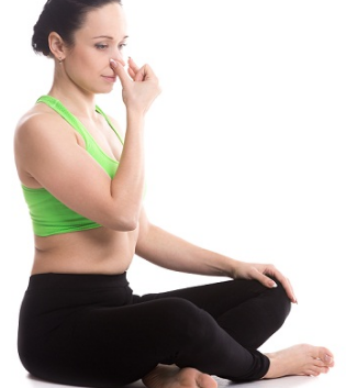 Breathing Exercise For Heathy Body - Yoga Breathing PNG
