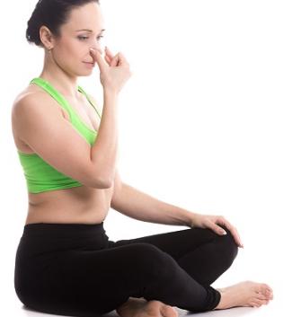 breathing exercise for heathy body - Yoga Breathing PNG