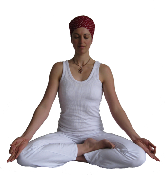 LONG DEEP BREATHING - Yoga Breathing PNG