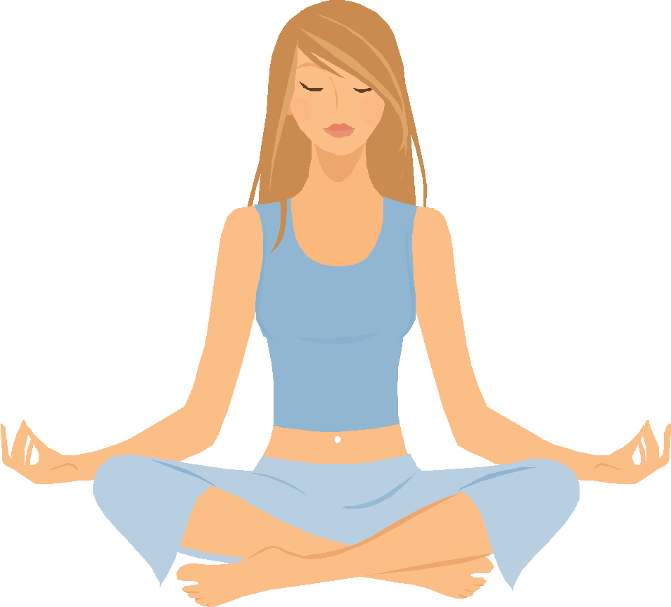 Yoga - Yoga Breathing PNG