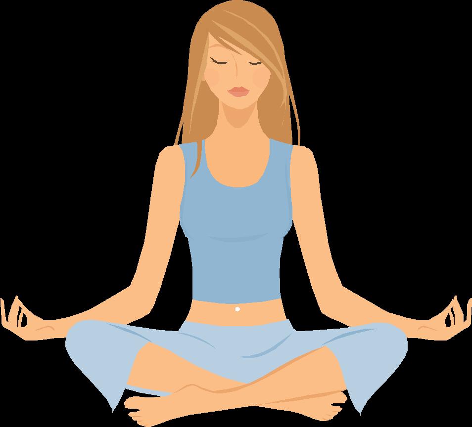 Yoga - Yoga Breathing PNG