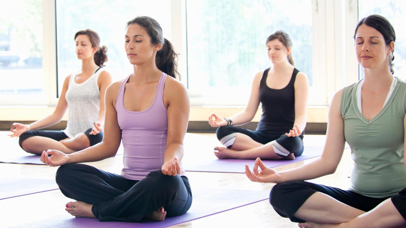 yoga - Yoga HD PNG