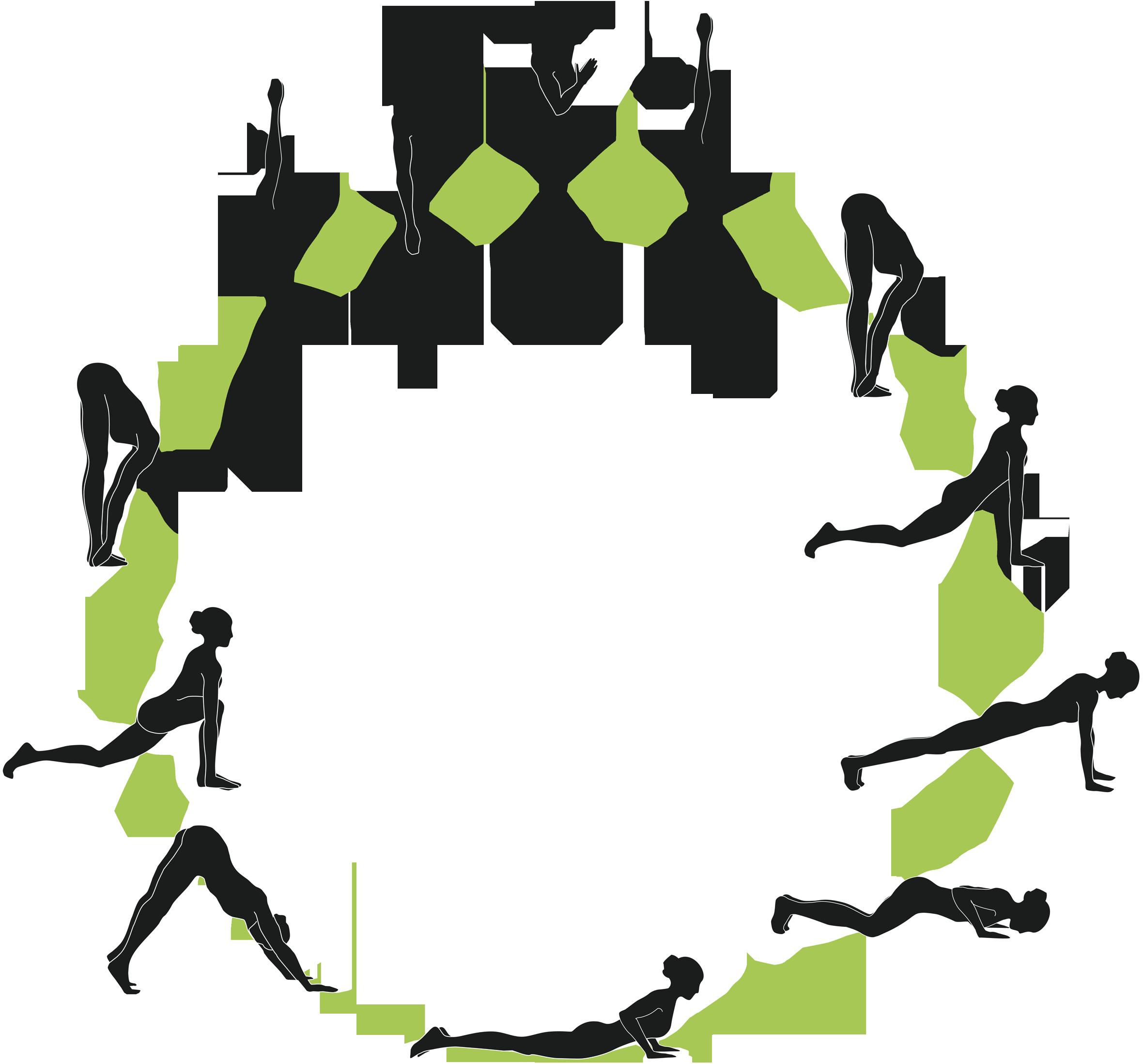 Yoga Poses Png - Yoga PNG