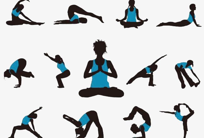 Yoga Poses PNG HD - 144990