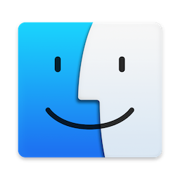 File:Mac Finder icon (OS X Yosemite).png - Yosemite PNG