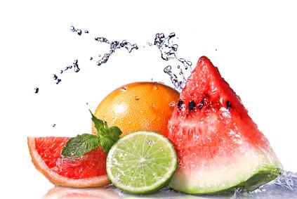 You PlusPng.com  - Fruit Water Splash PNG