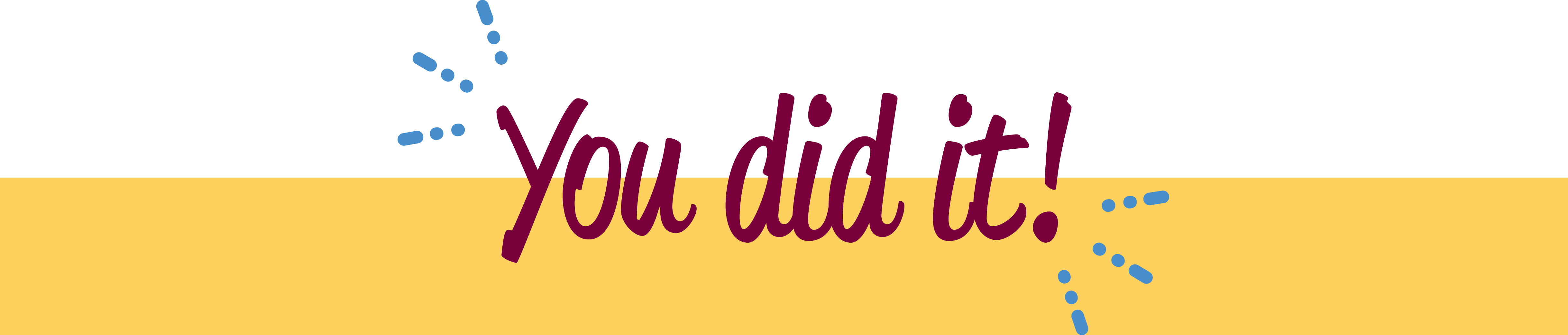 You Did It PNG-PlusPNG.com-4875 - You Did It PNG
