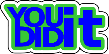 You did it. CC0 - Public Domain. a public domain PNG image - You Did It PNG