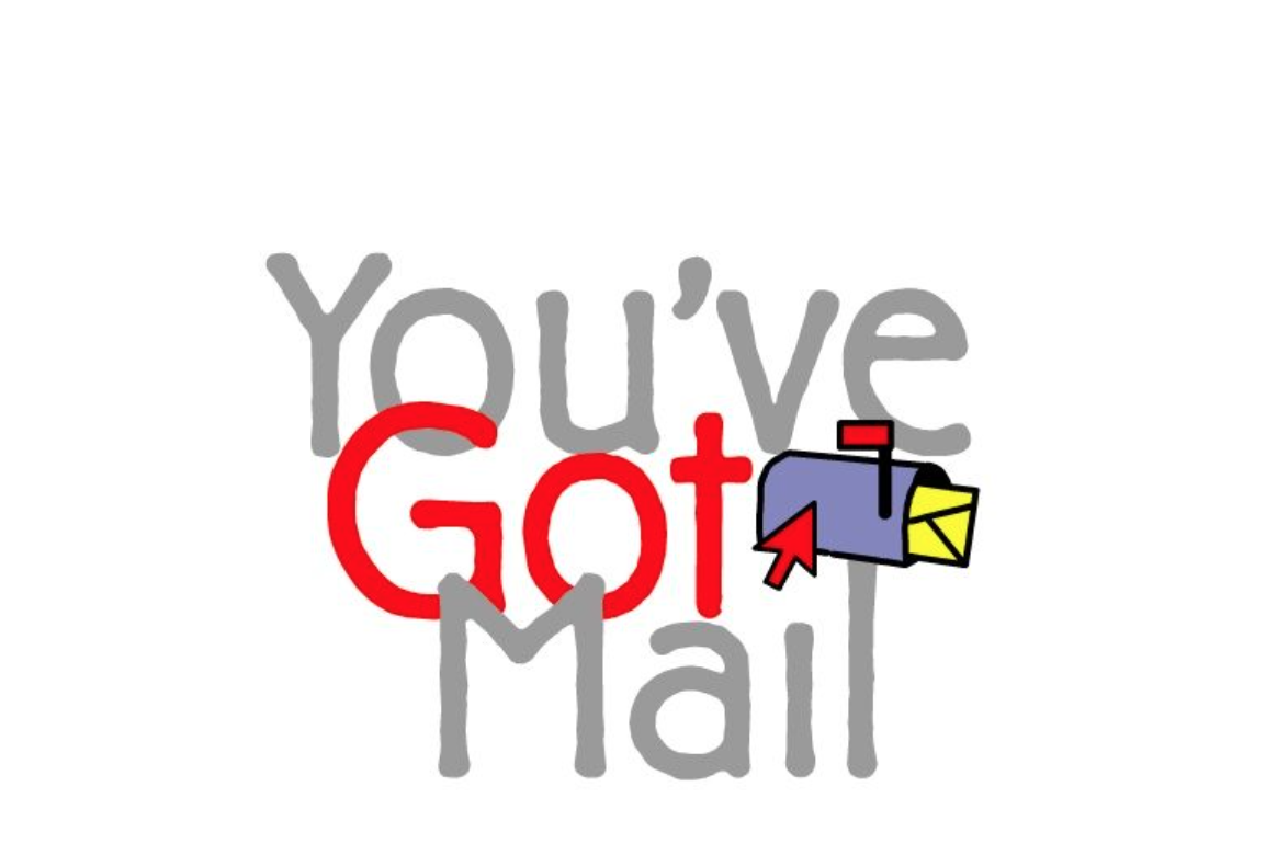 You Got Mail PNG-PlusPNG.com-1154 - You Got Mail PNG