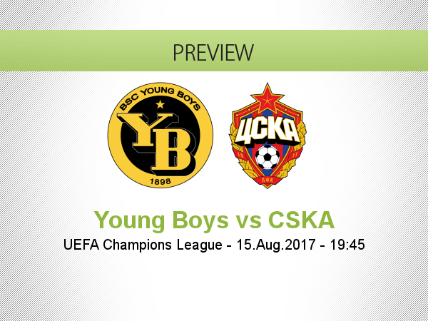 Analysis: Young Boys vs CSKA Moskva (15 August 2017) u2022 Online Betting  Academy - Young Boys Of Bern PNG