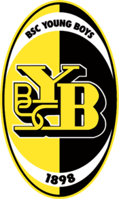 BSC Young Boys logo (2002-2005) - Young Boys Of Bern PNG