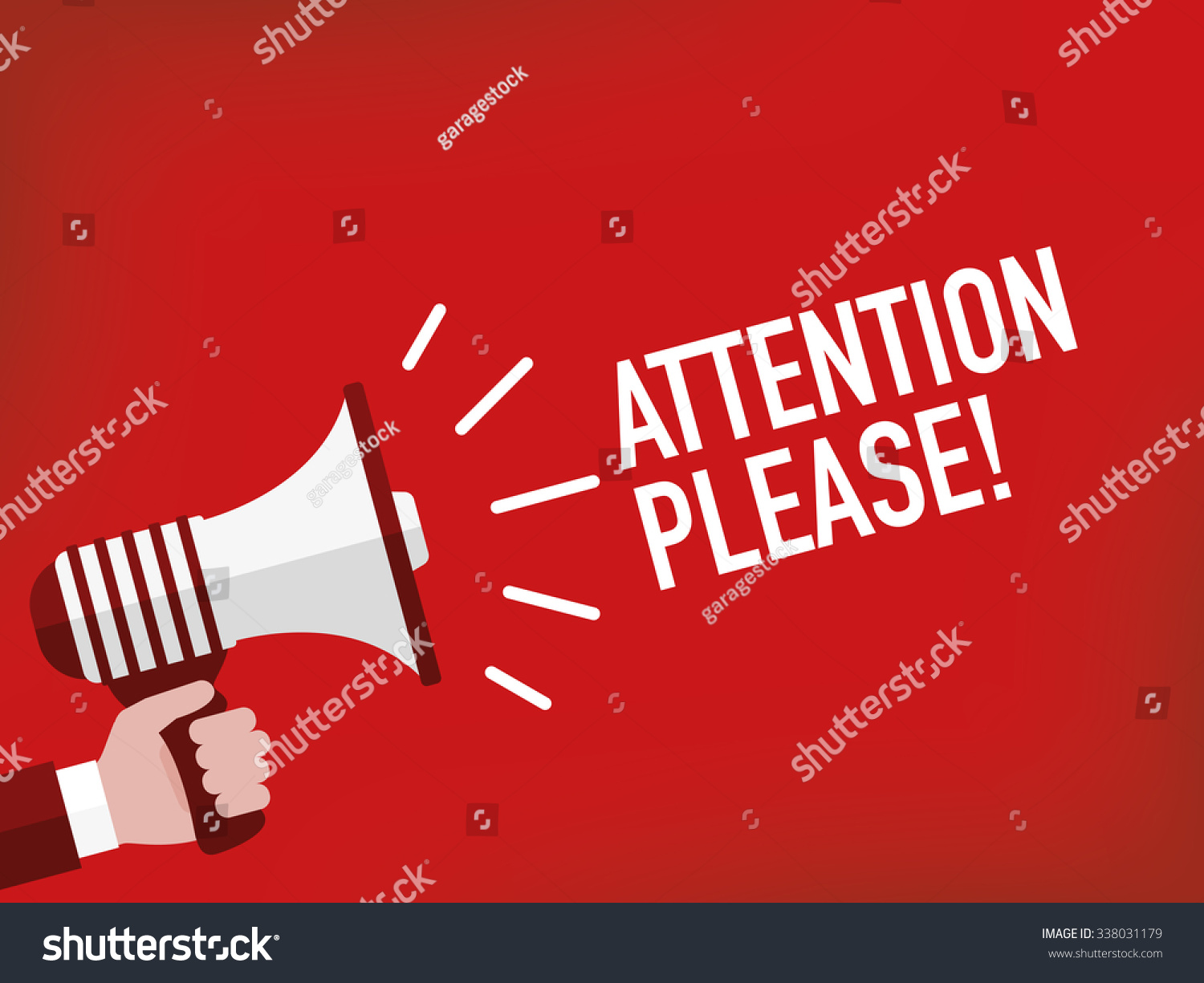 Your Attention Please PNG - 76713