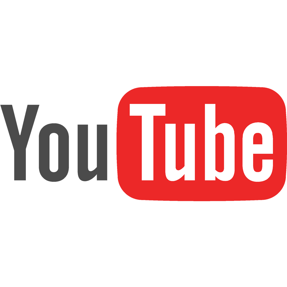 Download - Youtube New Logo PNG