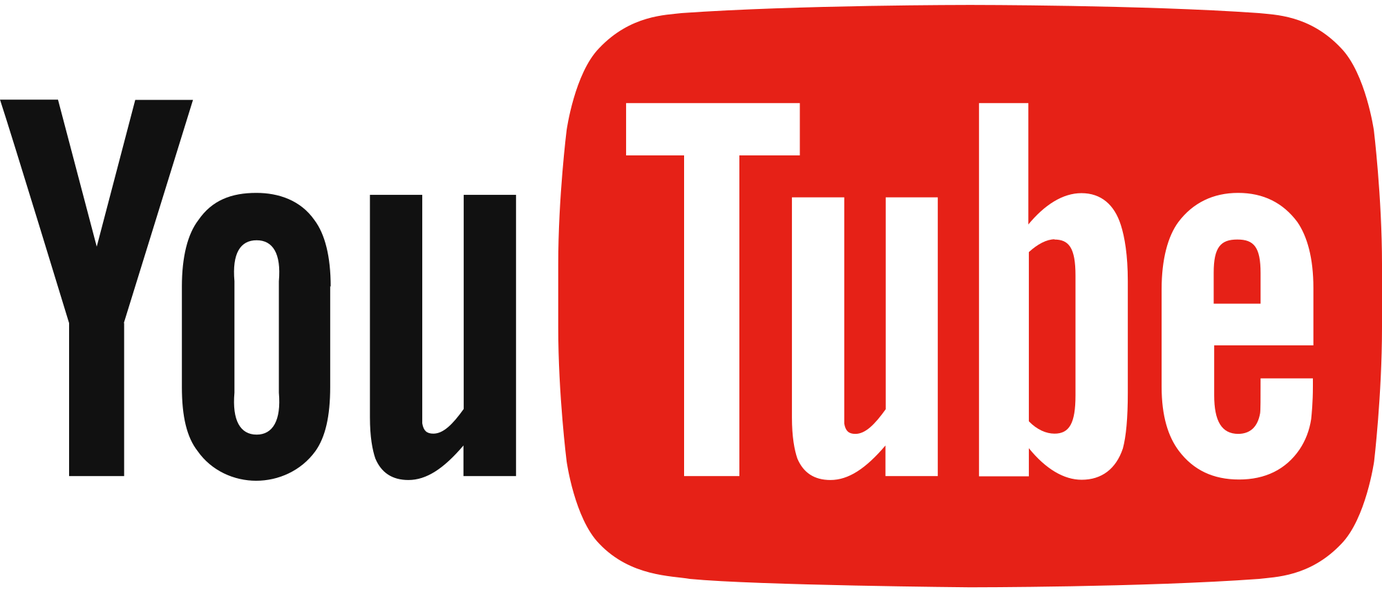 Youtube New Logo PNG - 113080