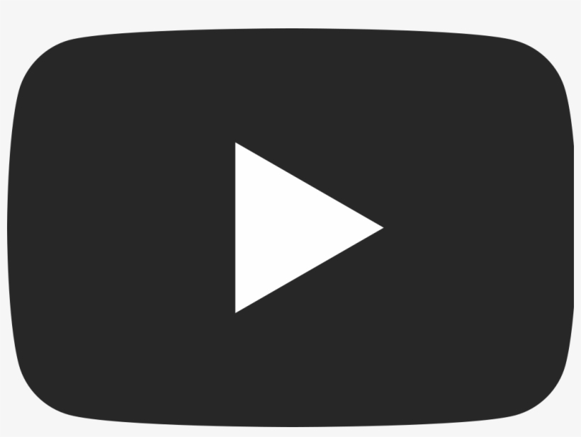 Youtube Dark Icon - Logo Youtube Play Png Png Image | Transparent Pluspng.com  - Youtube Play Logo PNG