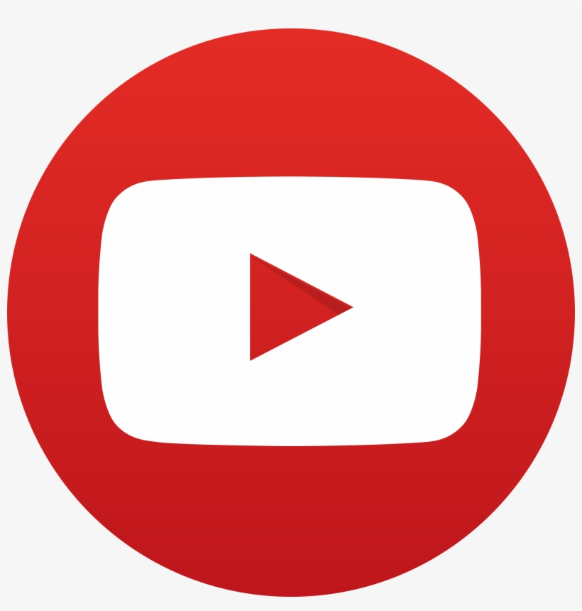 Youtube Play Button Png - You