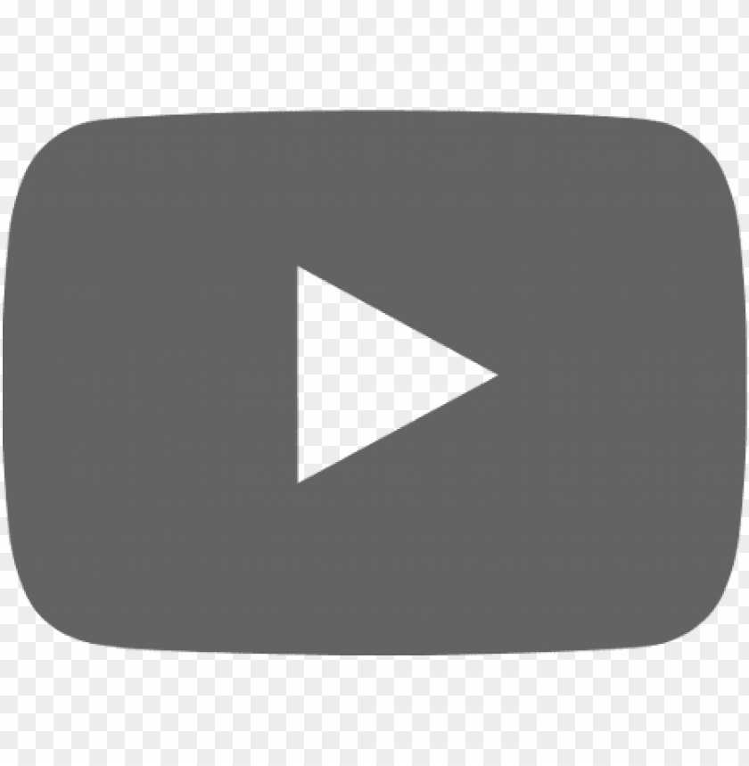 Youtube Play Logo Svg Png Image With Transparent Background | Toppng - Youtube Play Logo PNG