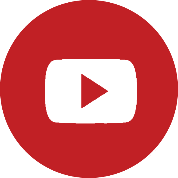 Youtube distorsionada icono r