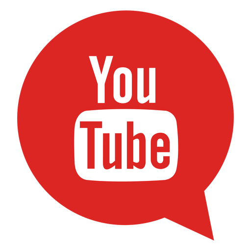 Youtube bubble icon png - YouTube PNG