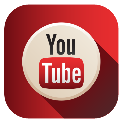 YouTube Icon 512x512 png - Youtube PNG