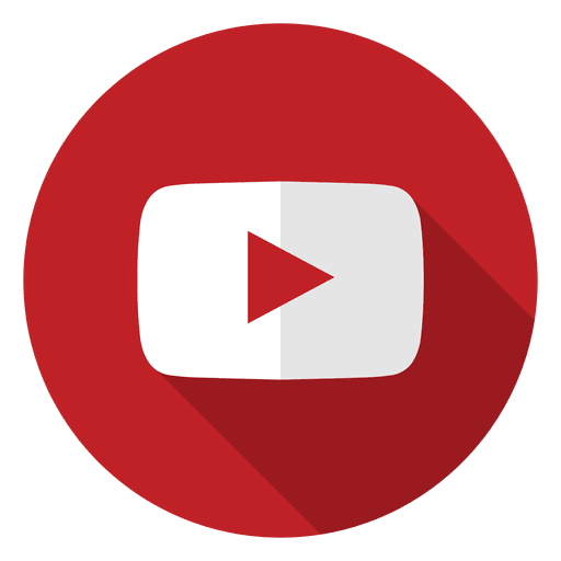 Youtube icon logo Transparent PNG - Youtube PNG