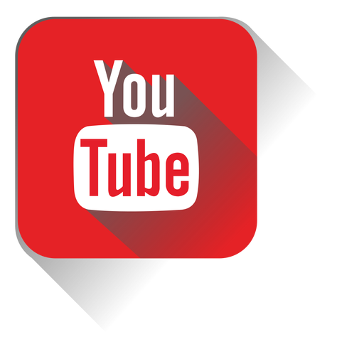 Youtube squared icon - Youtube PNG