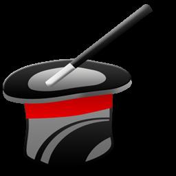 magic hat icon - Zauberhut PNG