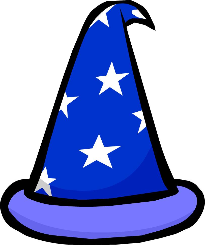 Wizard Hat - Zauberhut PNG