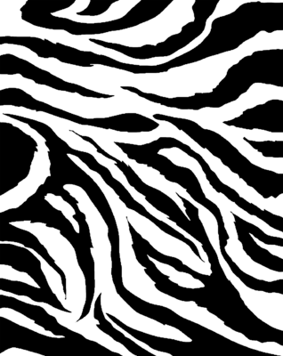 Zebra Print PNG-PlusPNG.com-318 - Zebra Print PNG